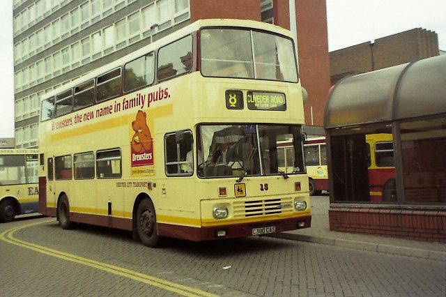 Chester Bus Times