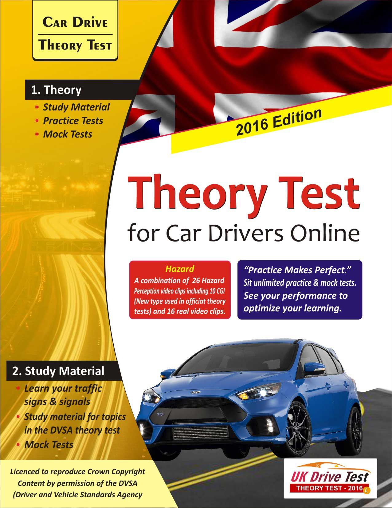 Study For Driving Theory Test Online