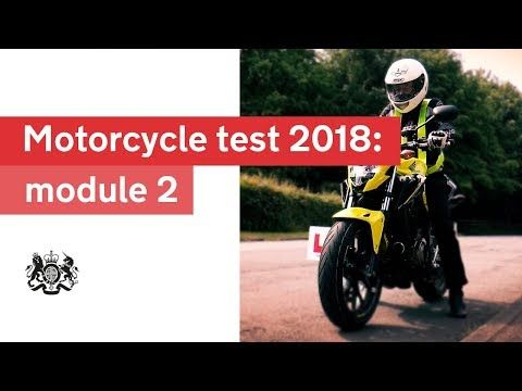 Mod 2 Motorcycle Test