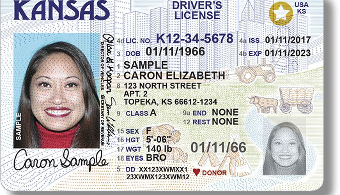 How To Get Kansas Drivers License