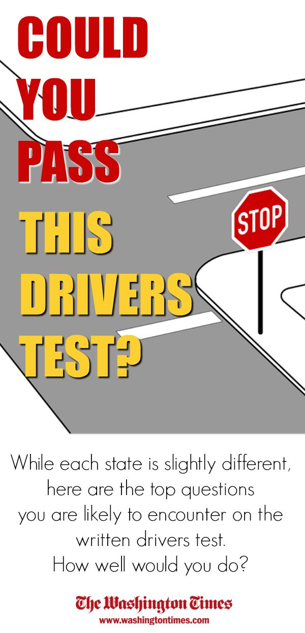 Driving Test Times