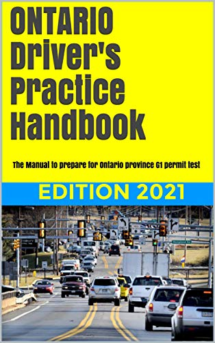 Ontario Drivers License G1 Test Book