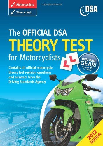 Book Motorcycle Theory Test
