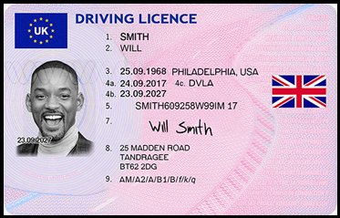 Driving In Uk With Us License