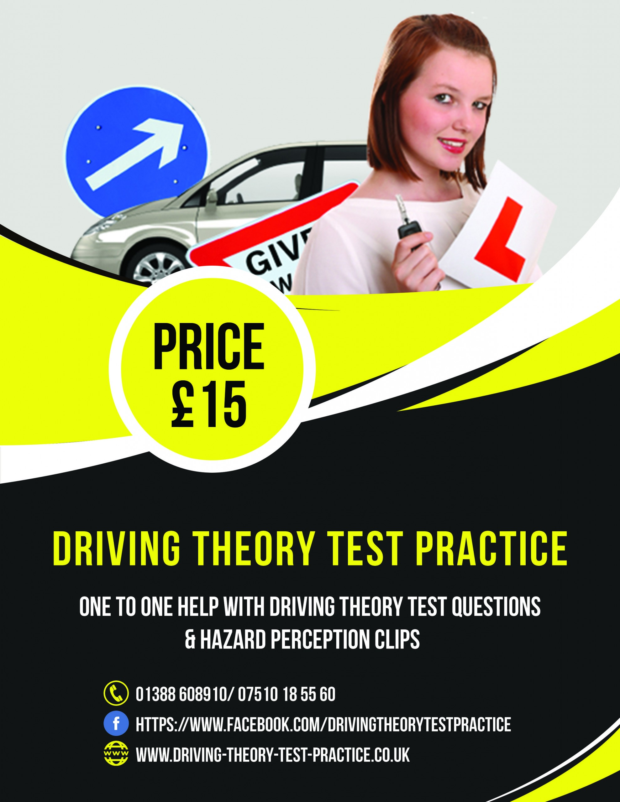 Driving Theory Test Uk Price
