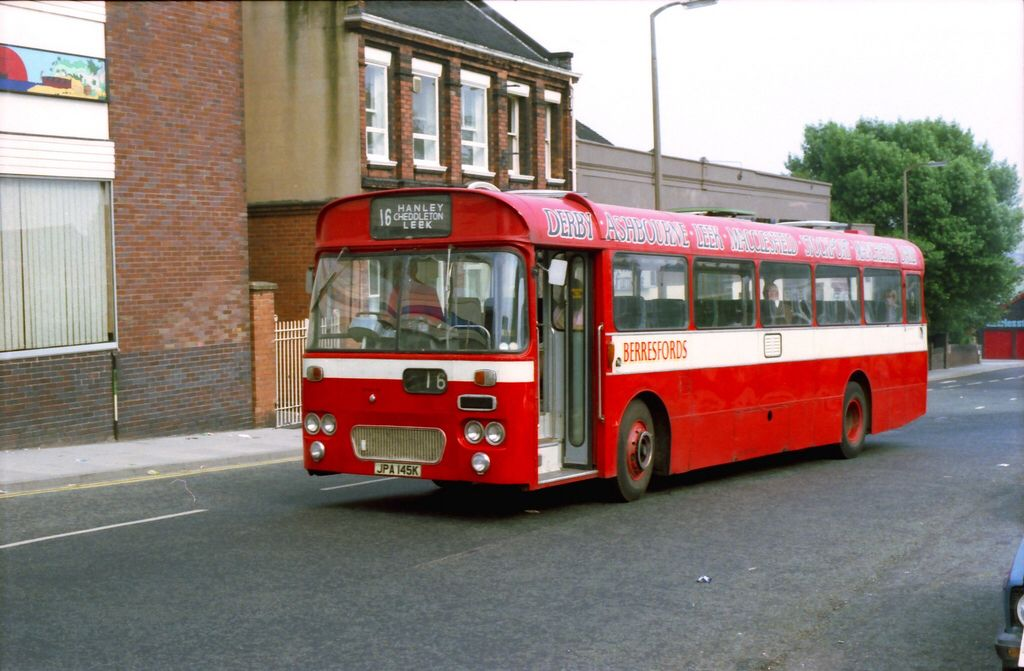 Derby To Manchester Bus