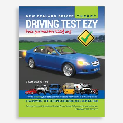 Book Driving Theory Test Nz