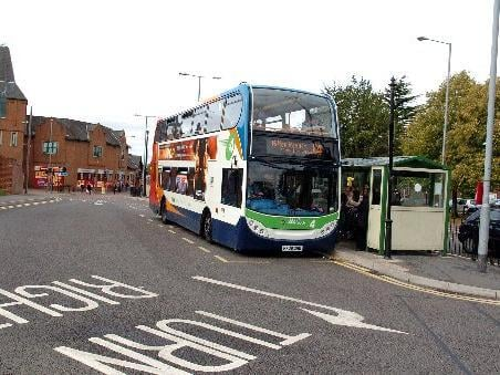 Corby To Kettering Bus