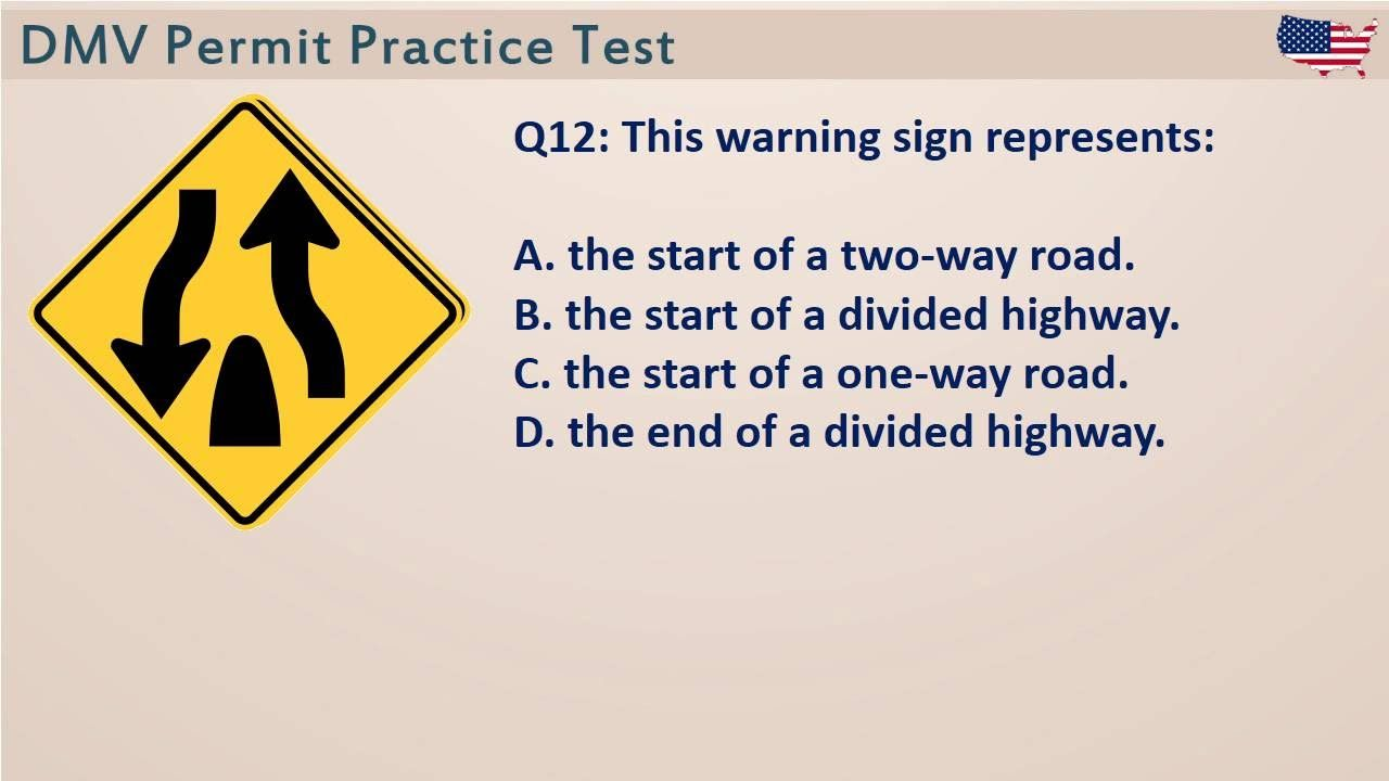 How To Practice For Dmv Test