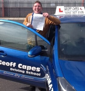 Automatic Driving Lessons Stockport