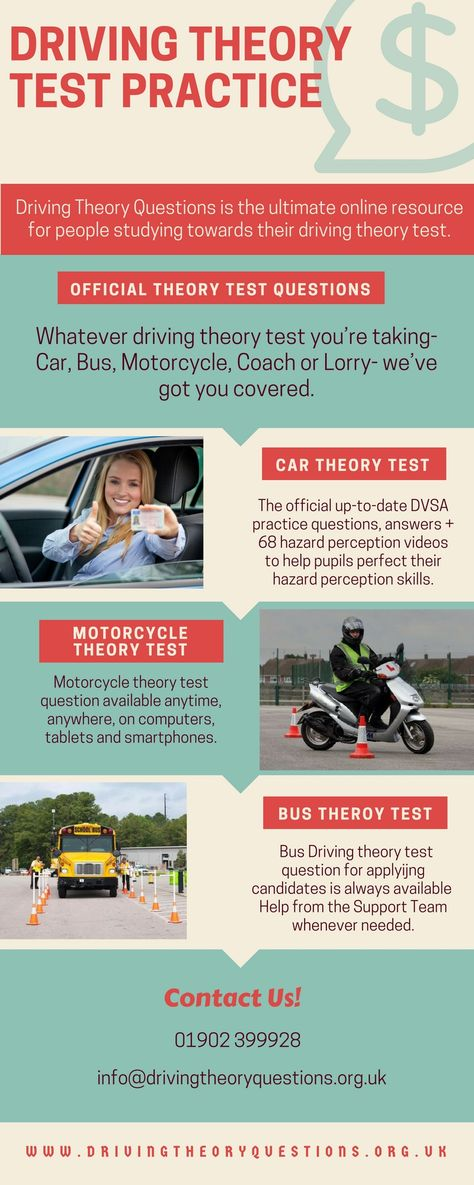 Bus Driving Theory Test Practice