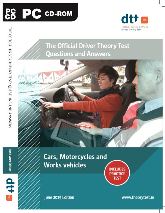 Driving Theory Test Ireland Book