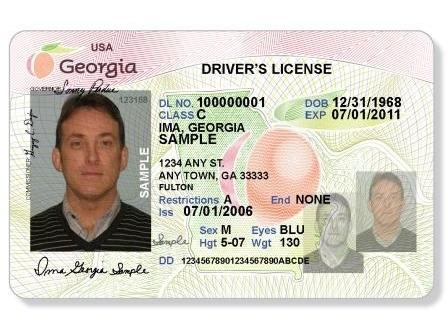 Georgia Driver's License Test Appointment