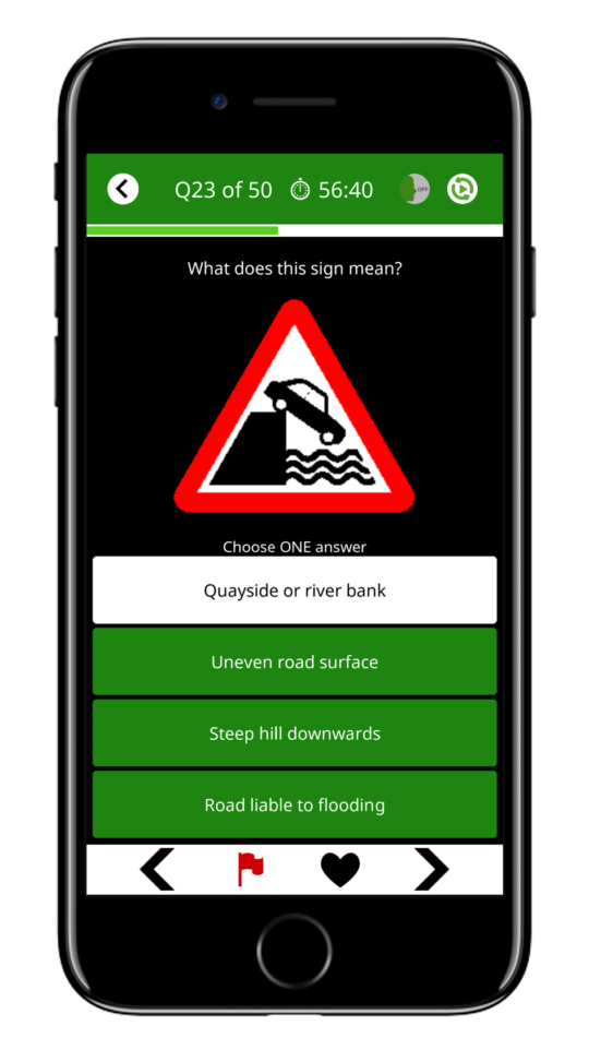 Driving Theory Test Practice Pack