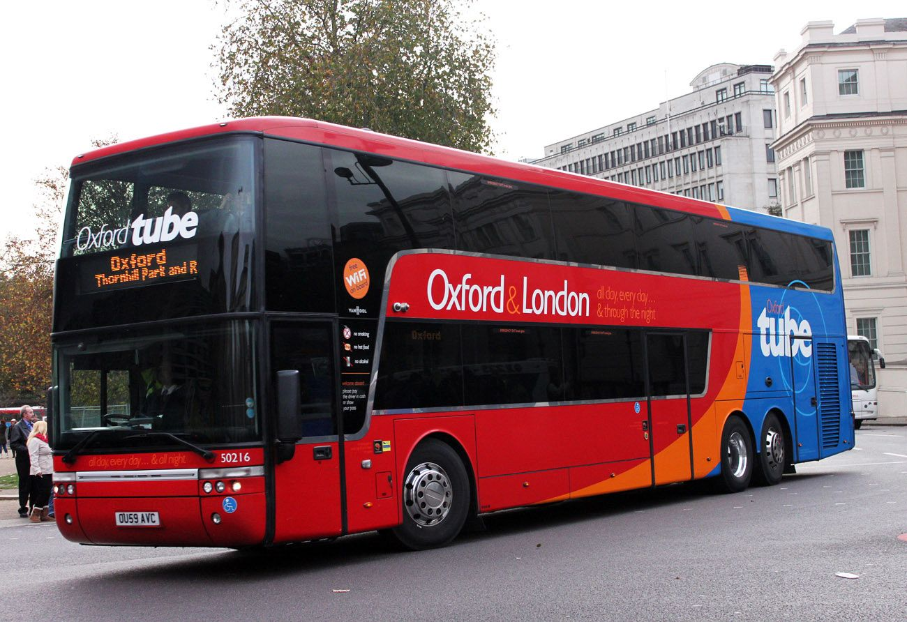 Coach To Oxford
