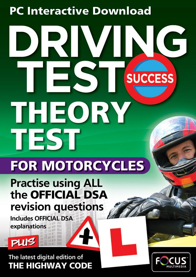 Motorbike Driving Theory Test Practice