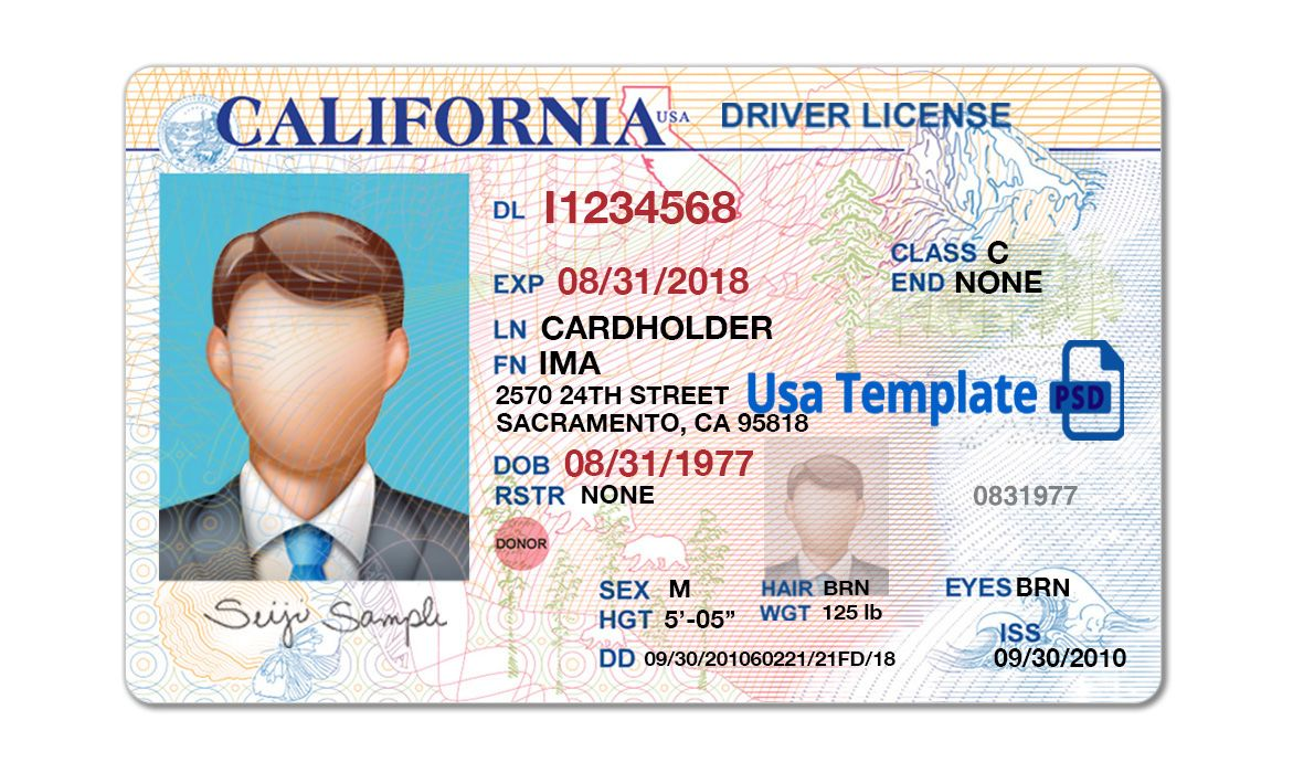 How To Get Driving License In California