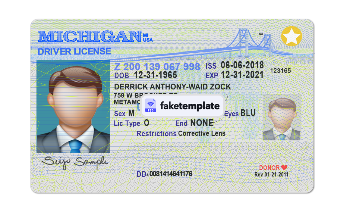 How To Get A New Driver's License In Michigan