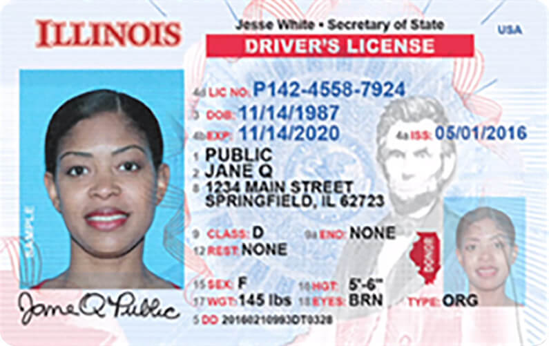 Illinois Drivers License Renewal Driving Test