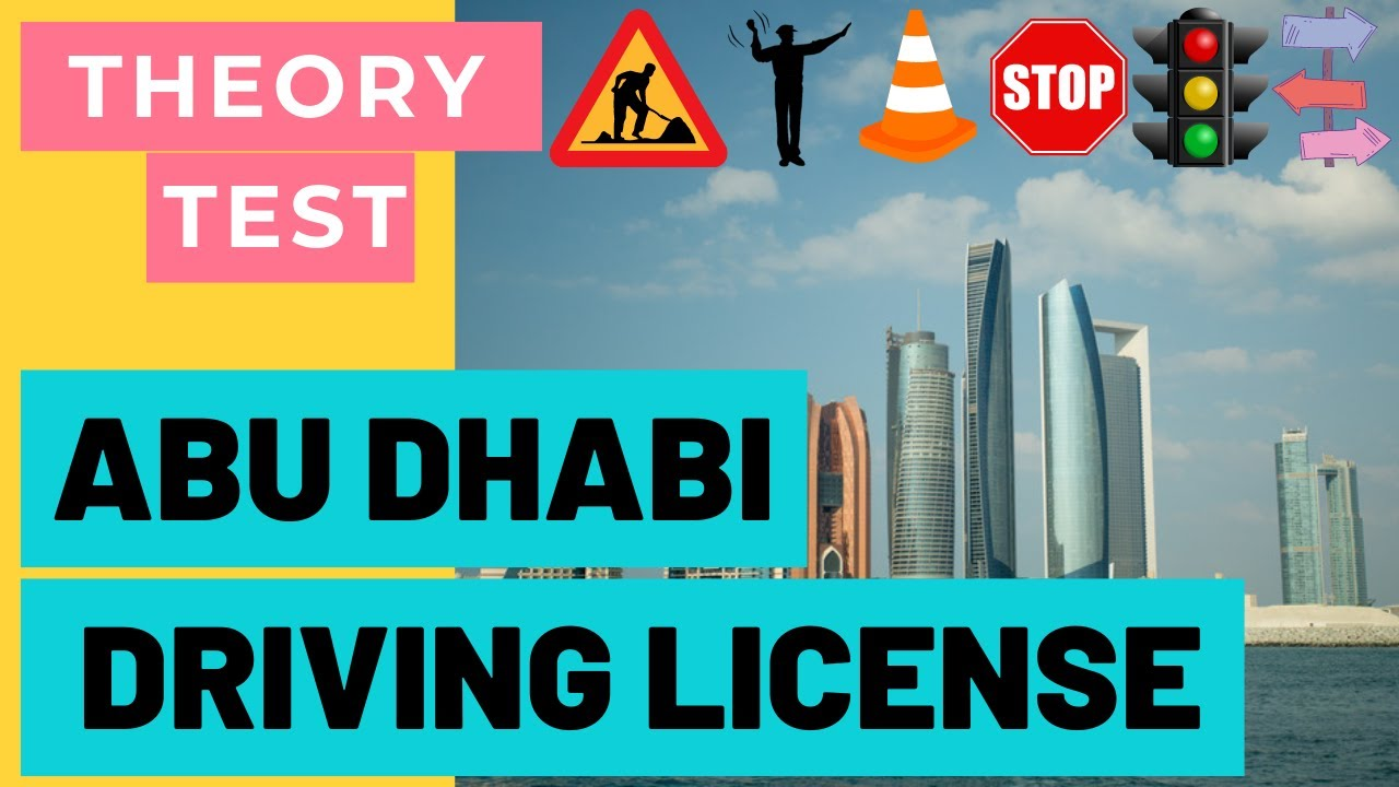 Driving Theory Test Questions And Answers Abu Dhabi