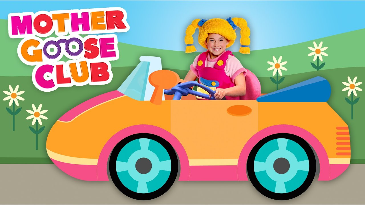 Mother Goose Club Driving In My Car