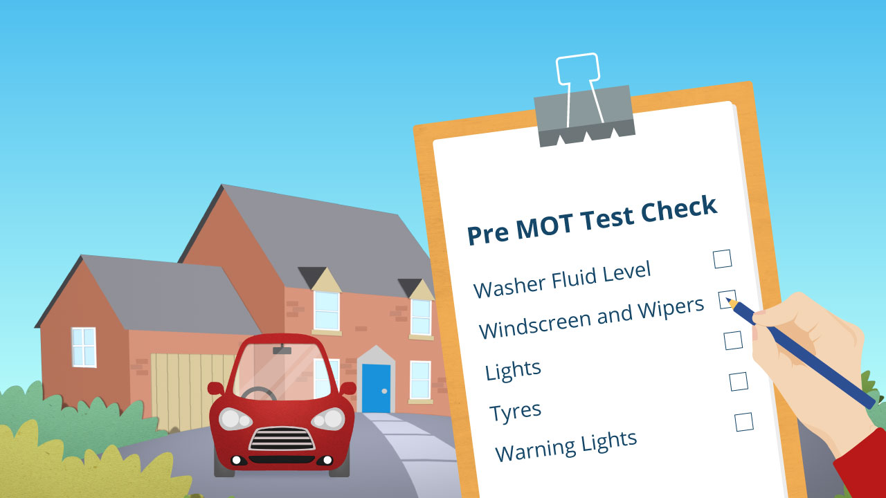 Things To Check Before Mot