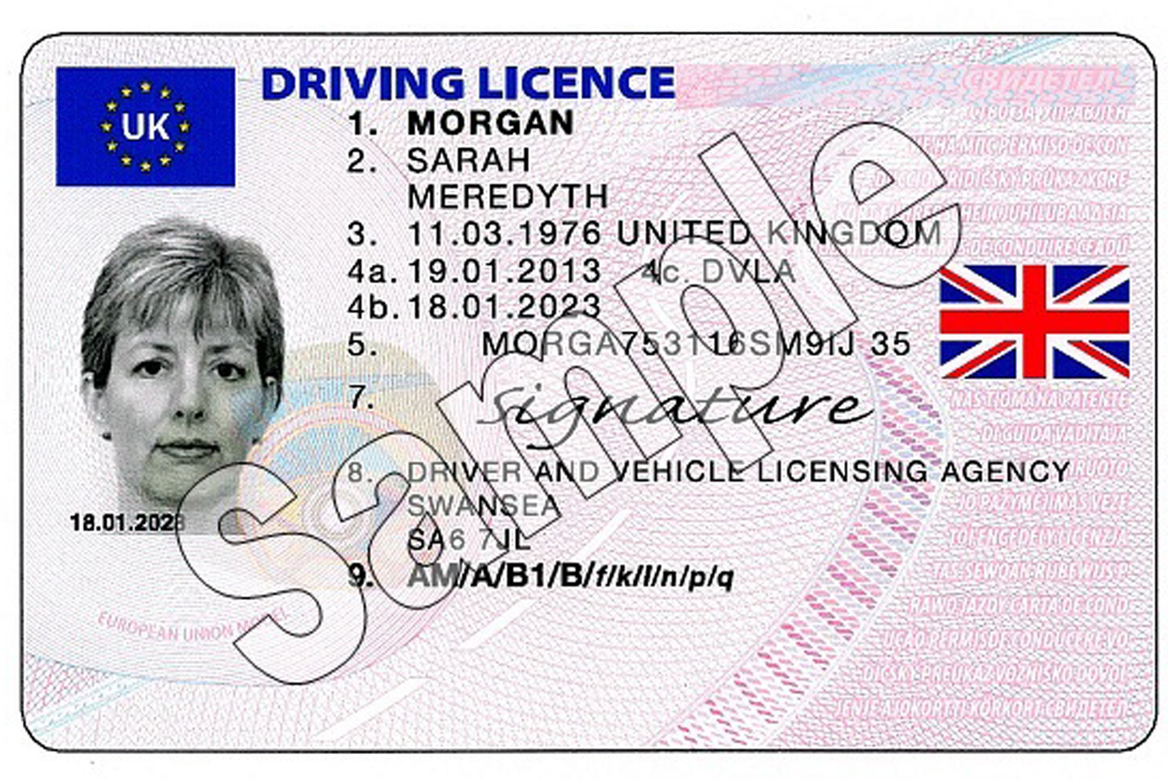 Driving License Theory Test Northern Ireland