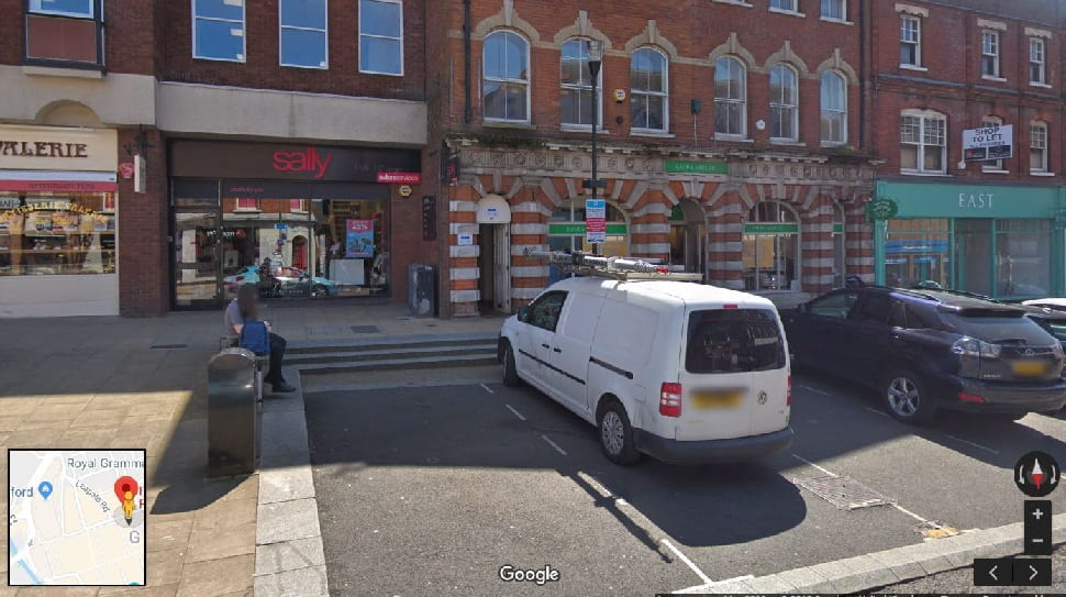 Driving Theory Test Centre Guildford
