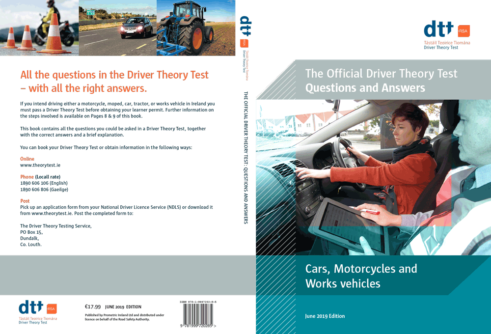 How Many Questions Are On The Theory Test 2020 Ireland